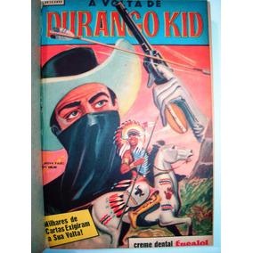 Nevada/ Coleção/ Durango Kid/ Ebal/ Nº 1 Ao 12/ 1964