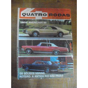 Revista Quatro Rodas N 63 Setembro De 1963 - Teste Belcar Ri