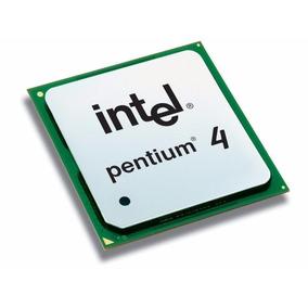 Procesador Pentium 4 1.6ghz 256mb 400 Socket 478