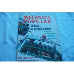Revista Mecanica Popular Maio 1969 Nº 113 Otimo Estado!