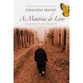 Livro As Memorias Do Livro: Romance Manuscrito De Sarajevo