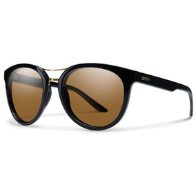 dc4710c508 Lentes Smith Bridgetown Black   Pc Chromapop Pl Brown