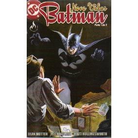 Batman - Mulher Gato - Nove Vidas - Minissérie - 2 Edições