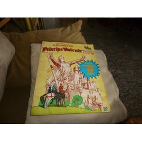 Príncipe Valente - H. Foster Alm. Gigante - Rge/1977/100pag