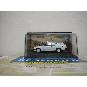 Chevrolet Opala Caravan - Ambulância - Veículos De Serviço