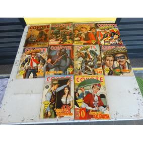 O Coyote! Vários! R$ 15,00 Cada! Editora Monterrey 1958-1960