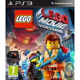 The Lego Movie Videogame Ps3 Digital Gcp
