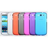 Capa Case Samsung S3 Ultra Fina Transparente Acrílico