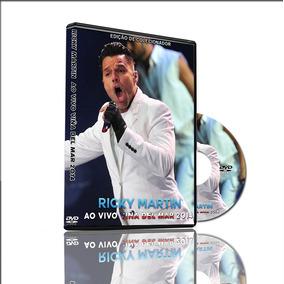 Dvd Ricky Martin Ao Vivo Vina Del Mar 2014
