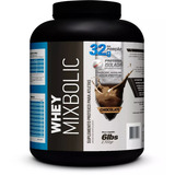 Whey Protein 6lbs (2,722kg) Mix Bolic + Sineflex + Dilatex