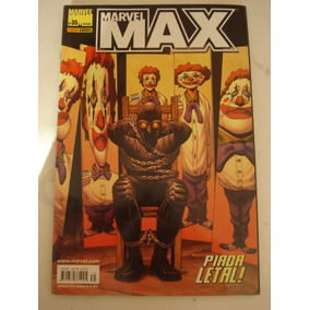 Marvel Max Nº 35 Hiperion Falcão Noturno Panini