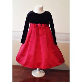 Vestidos de Bautismo para Niñas Rojo en Mercado Libre Argentina eb967089052