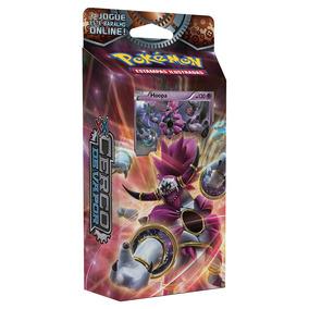 Pokémon Deck Xy11 Cerco De Vapor Hoopa