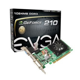 Tarjeta De Video Msi Geforce Gt210 1gb Ddr3
