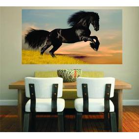 Adesivo Decoração Parede Sala Imagem Cavalo Cowboy Aras 208e470cba9