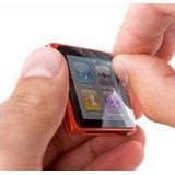 Plastico Protector De Pantalla Transparente De Ipod Nano 6 G