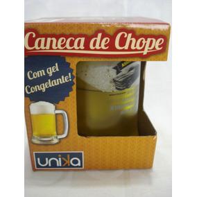 Caneca De Chope Com Gel Congelante Maverick