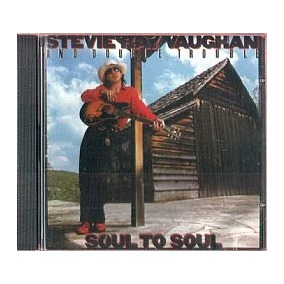 Cd-stevie Ray Vaughan And Double Trouble:soul To Soul:blues