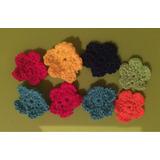 Flores De Crochet