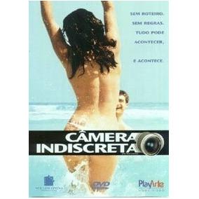 Dvd Camera Indiscreta - Sasha Alpert