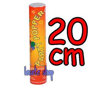 Cañon 20 Cm Bazuca Bazooka Popper Confetti Party Batucada
