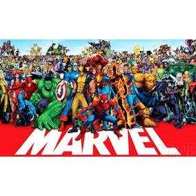 Revista- Os Vingadores- Marvel-lote Com 6 Rev.-raro + Brinde