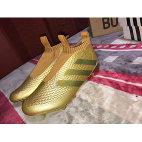 Tacos Adidas Ace 16 Pure Control - Tacos y Tenis de Fútbol en ... 0e7668b692398