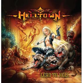 Cd Helltown/helloween,gamma Ray,judas Priest,accept,warlock