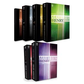 Comentário Bíblico Matthew Henry - Obra Completa / At E Nt