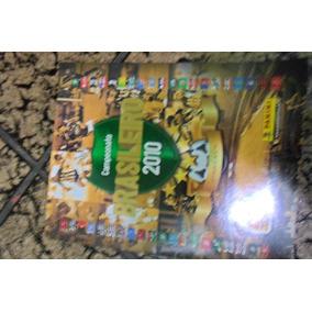 Album De Figurinhas Brasileirão 2010