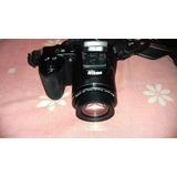 Camara De Fotos Y Videos Nikon, Coolpix L340