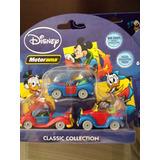 Los Clasicos Coches De Disney, Set De 3 Autos. Esc 1:64
