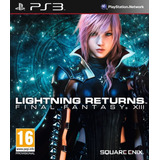 Final Fantasy Xiii Lightning Returns Ps3 Digital Gcp