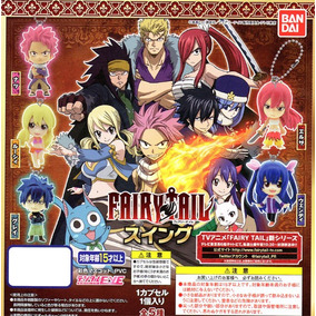 Fairy Tail Swing Set Completo