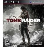 Tomb Raider Ps3 Digital Gcp