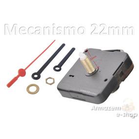 ad641db2c1d Máquina Do Relógio 22mm (sem Tic Tac) - Relógios no Mercado Livre Brasil