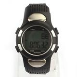 Relógio Pedômetro Digital Contador De Calorias