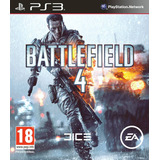 Battlefield 4 Ps3 Digital Gcp