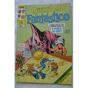 Estreía No.9 (1a. Série) Quarteto Fantástico Set 1970 Ebal