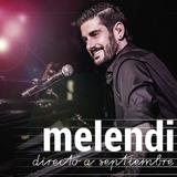 Melendi Cd + Dvd