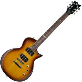 Guitarra Eléctrica Esp Ltd Ec50 Les Paul Flash Musical Tigre