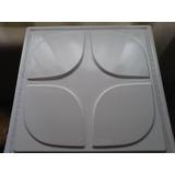 2x Moldes Para Fabricacion Placas 3d Antihumedad