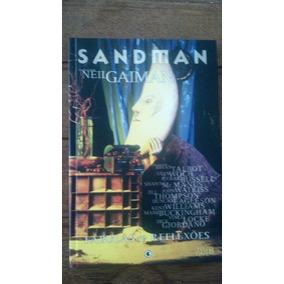 Sandman, Ed. Conrad - Fabulas E Reflexões