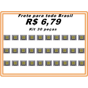Led Backlight Tv Lg 2835 Smd 3v 1w 100% Original 30pçs