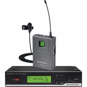 Micrófono Inalámbrico Sennheiser Xsw 12