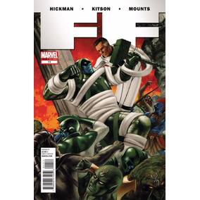 Marvel Ff - Volume 11