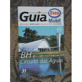 Fascículo - Guia Esso Mobil - Bh E Circuito Das Águas