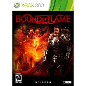 Jogo Novo Lacrado Bound By Flame Para Xbox 360 Ntsc