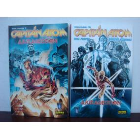Capitan Atom - Armageddon * Tomo 1y2 * Ed.norma - Usa Nro1-9