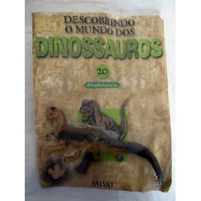 Miniatura Descobrindo O Mundo Dinossauros 20 Dilophosaurus